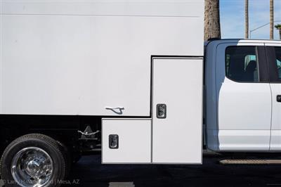 2020 Ford F-550 Super Cab DRW 4x4, Arbortech Chipper Body #20F103 - photo 13
