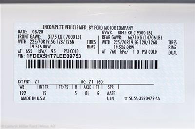 2020 Ford F-550 Super Cab DRW 4x4, Arbortech Chipper Body #20F103 - photo 30