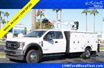 2020 Ford F-550 Super Cab DRW 4x4, Milron Crane Body #20F105 - photo 1