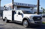 2020 Ford F-550 Super Cab DRW 4x4, Milron Crane Body #20F105 - photo 18