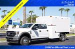 2020 Ford F-550 Crew Cab DRW 4x4, Stahl Chipper Body #20F106 - photo 1