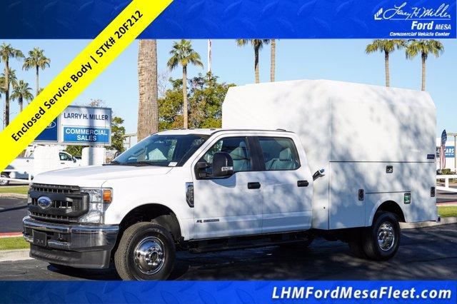 2020 Ford F-350 Crew Cab DRW 4x4, Stahl Service Body #20F212 - photo 1