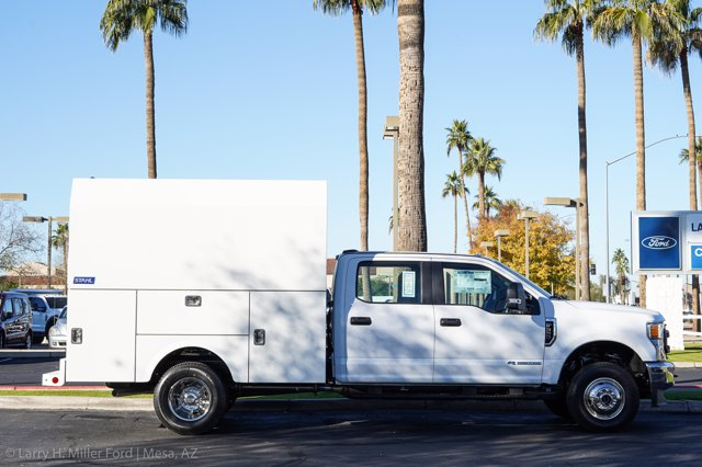 2020 Ford F-350 Crew Cab DRW 4x4, Stahl Service Body #20F212 - photo 14