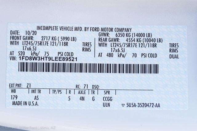 2020 Ford F-350 Crew Cab DRW 4x4, Stahl Service Body #20F212 - photo 31