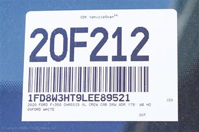 2020 Ford F-350 Crew Cab DRW 4x4, Stahl Service Body #20F212 - photo 32