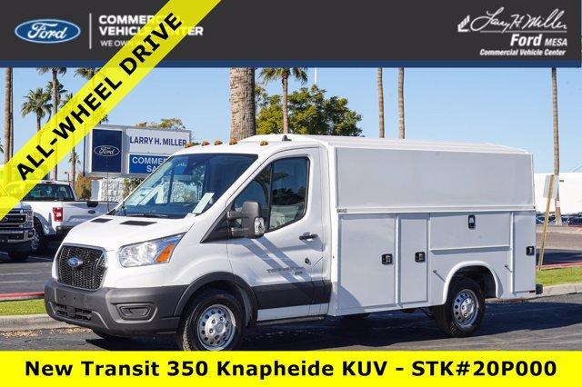 2020 Transit 350, Knapheide KUV Service Utility Van #20P000 - photo 1