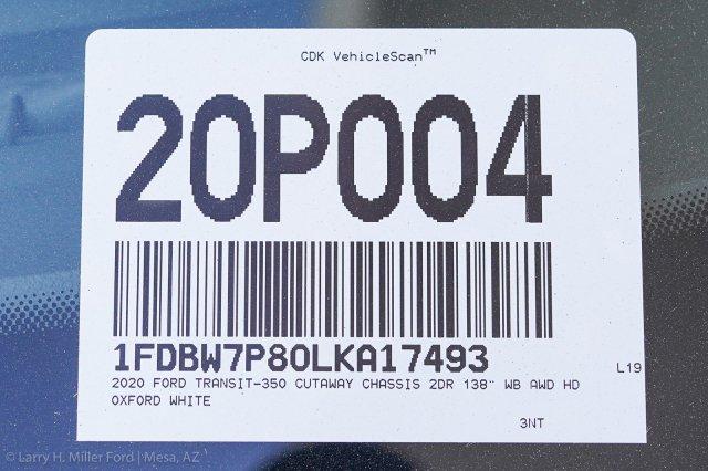 2020 Transit 350 AWD, Knapheide KUV Service Utility Van #20P004 - photo 30