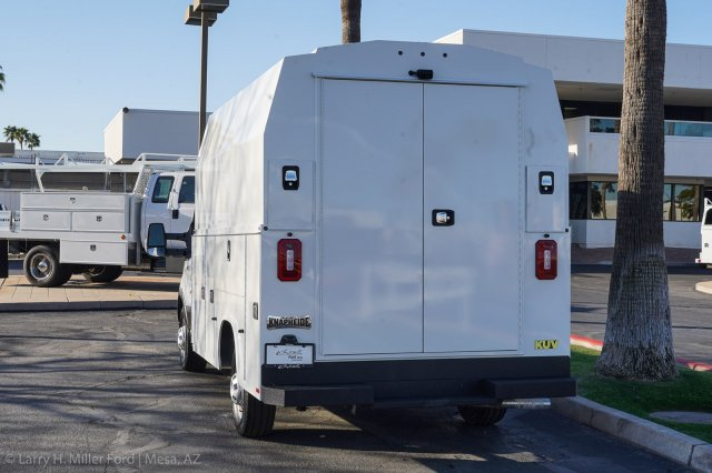 2020 Ford Transit 350 AWD, Knapheide Service Utility Van #20P004 - photo 1