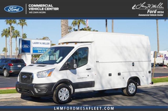 2020 Ford Transit 350 RWD, Knapheide Service Utility Van #20P010 - photo 1