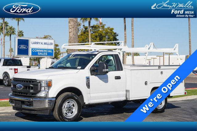 2020 F-350 Regular Cab 4x2, Scelzi Signature Service Body #20P088 - photo 1