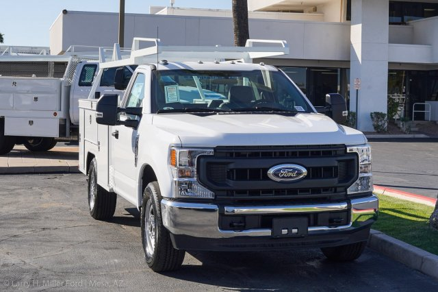 2020 F-350 Regular Cab 4x2, Scelzi Signature Service Body #20P088 - photo 13