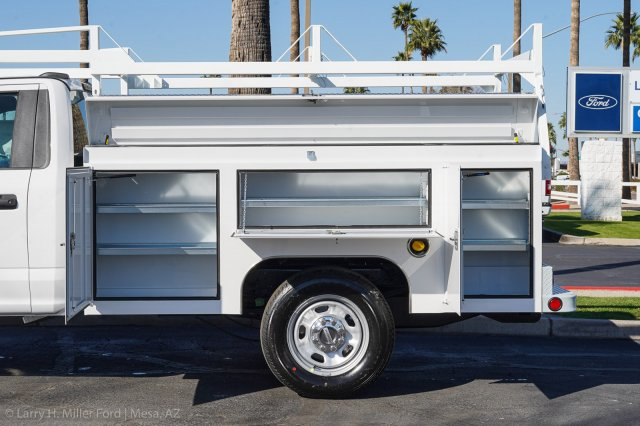 2020 F-350 Regular Cab 4x2, Scelzi Signature Service Body #20P088 - photo 6