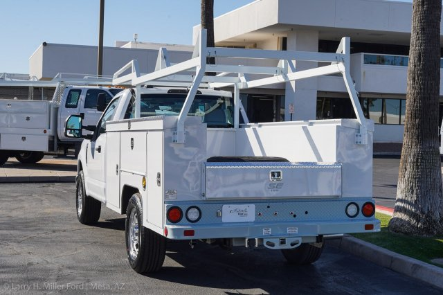 2020 F-350 Regular Cab 4x2, Scelzi Signature Service Body #20P088 - photo 2