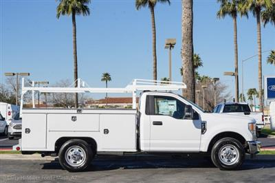 2020 F-350 Regular Cab 4x2, Scelzi Signature Service Body #20P088 - photo 11
