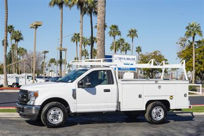 2020 F-350 Regular Cab 4x2, Scelzi Signature Service Body #20P088 - photo 3