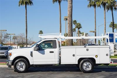 2020 F-350 Regular Cab 4x2, Scelzi Signature Service Body #20P088 - photo 5