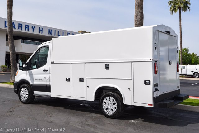 2020 Ford Transit 350 RWD, Knapheide Service Utility Van #20P090 - photo 1