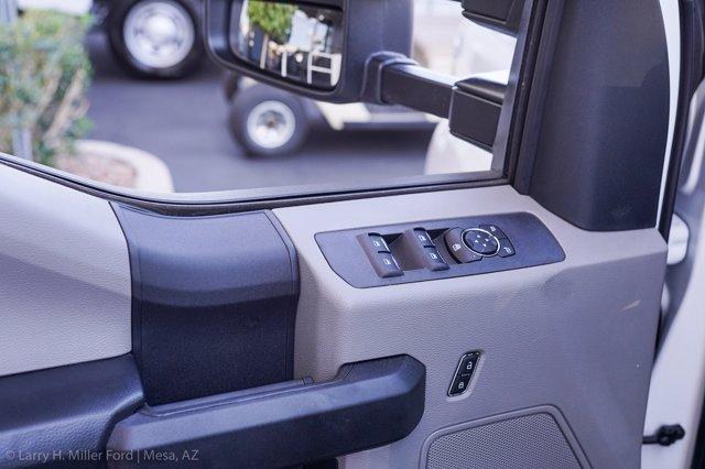 2020 Ford F-350 Super Cab DRW 4x4, Knapheide Steel Service Body Crane Body #20P095 - photo 18