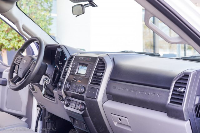 2020 Ford F-350 Super Cab DRW 4x4, Knapheide Steel Service Body Crane Body #20P095 - photo 26