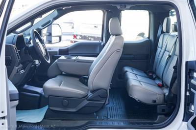2020 Ford F-350 Super Cab DRW 4x4, Knapheide Steel Service Body Crane Body #20P095 - photo 23