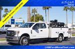 2020 Ford F-350 Super Cab DRW 4x4, Knapheide Steel Service Body Crane Body #20P095 - photo 1