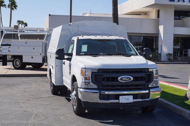2020 Ford F-350 Regular Cab DRW 4x2, Knapheide KUVcc Service Body #20P100 - photo 16