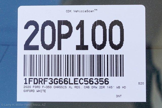 2020 Ford F-350 Regular Cab DRW 4x2, Knapheide KUVcc Service Body #20P100 - photo 28