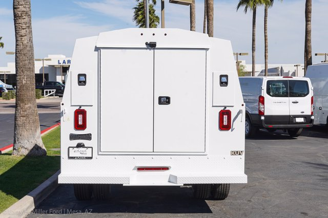 2020 Ford F-350 Regular Cab DRW 4x2, Knapheide KUVcc Service Body #20P100 - photo 8