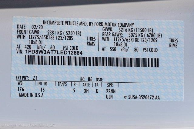 2020 Ford F-350 Crew Cab 4x2, Knapheide KUVcc Service Body #20P111 - photo 29