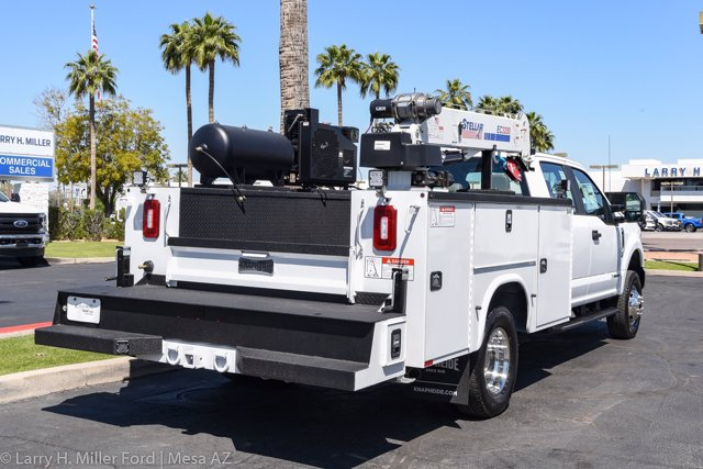 2020 Ford F-350 Crew Cab DRW 4x4, Knapheide Steel Service Body Crane Body #20P113 - photo 15