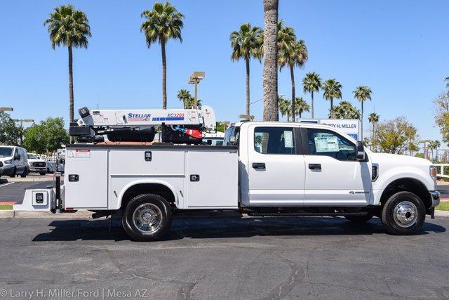 2020 Ford F-350 Crew Cab DRW 4x4, Knapheide Steel Service Body Crane Body #20P113 - photo 17