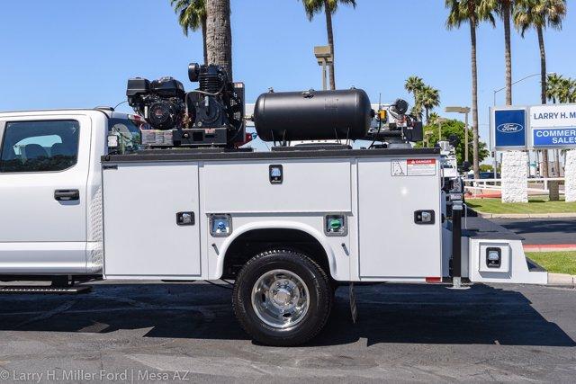 2020 Ford F-350 Crew Cab DRW 4x4, Knapheide Steel Service Body Crane Body #20P113 - photo 6
