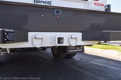 2020 Ford F-350 Crew Cab DRW 4x4, Knapheide Steel Service Body Crane Body #20P113 - photo 12
