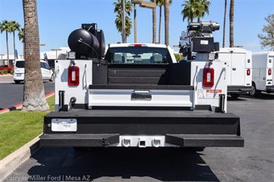 2020 Ford F-350 Crew Cab DRW 4x4, Knapheide Steel Service Body Crane Body #20P113 - photo 14