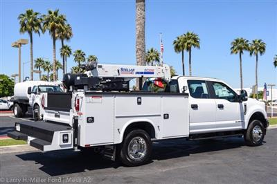 2020 Ford F-350 Crew Cab DRW 4x4, Knapheide Steel Service Body Crane Body #20P113 - photo 16