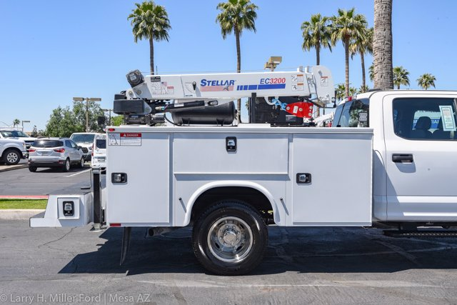 2020 Ford F-350 Crew Cab DRW 4x4, Knapheide Steel Service Body Crane Body #20P147 - photo 17