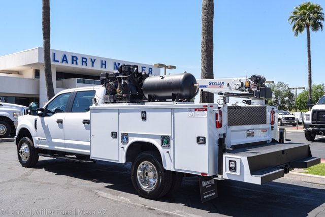 2020 Ford F-350 Crew Cab DRW 4x4, Knapheide Steel Service Body Crane Body #20P147 - photo 2