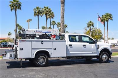 2020 Ford F-350 Crew Cab DRW 4x4, Knapheide Steel Service Body Crane Body #20P147 - photo 16