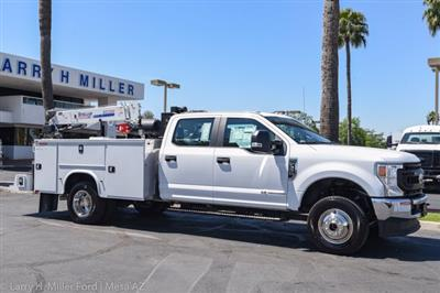 2020 Ford F-350 Crew Cab DRW 4x4, Knapheide Steel Service Body Crane Body #20P147 - photo 20