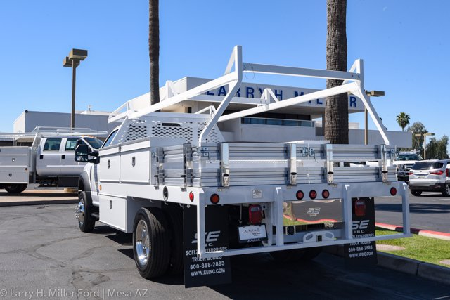 2020 Ford F-450 Regular Cab DRW 4x2, Scelzi CTFB Contractor Body #20P154 - photo 11