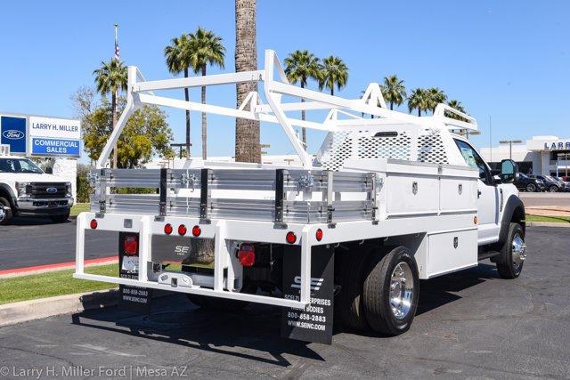 2020 Ford F-450 Regular Cab DRW 4x2, Scelzi CTFB Contractor Body #20P154 - photo 14