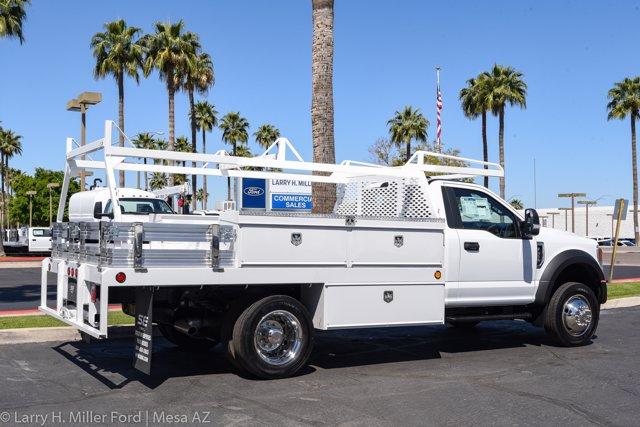 2020 Ford F-450 Regular Cab DRW 4x2, Scelzi CTFB Contractor Body #20P154 - photo 15