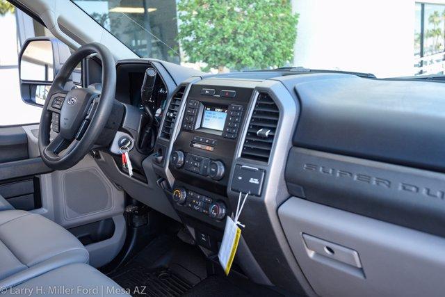 2020 Ford F-450 Regular Cab DRW 4x2, Scelzi CTFB Contractor Body #20P154 - photo 32