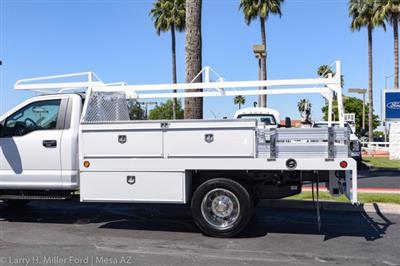 2020 Ford F-450 Regular Cab DRW 4x2, Scelzi CTFB Contractor Body #20P154 - photo 7