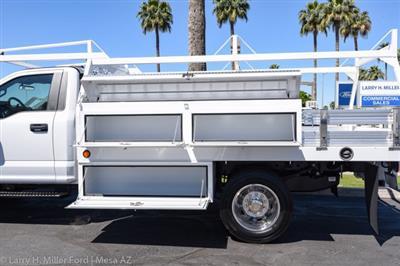 2020 Ford F-450 Regular Cab DRW 4x2, Scelzi CTFB Contractor Body #20P154 - photo 8