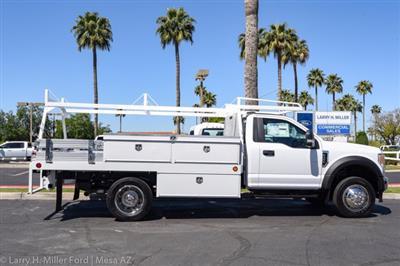 2020 Ford F-450 Regular Cab DRW 4x2, Scelzi CTFB Contractor Body #20P154 - photo 16