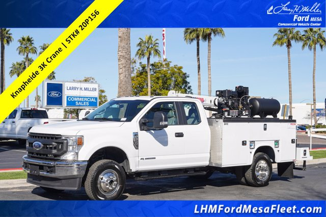 2020 Ford F-350 Super Cab DRW 4x4, Knapheide Crane Body #20P156 - photo 1