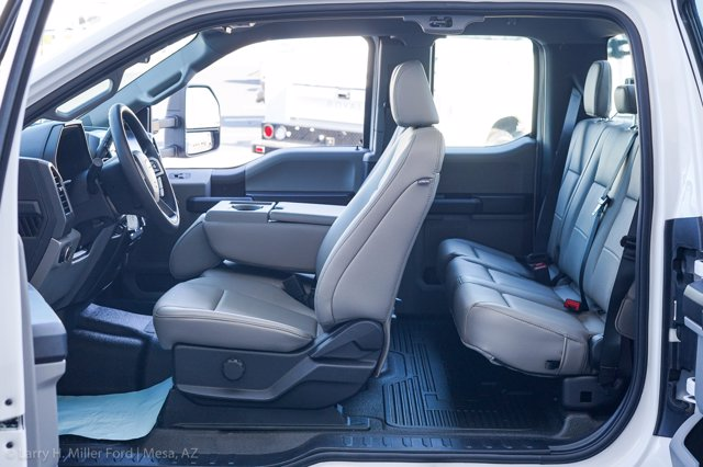 2020 Ford F-350 Super Cab DRW 4x4, Knapheide Steel Service Body Crane Body #20P156 - photo 23