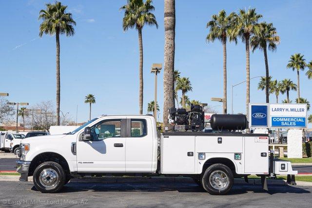 2020 Ford F-350 Super Cab DRW 4x4, Knapheide Steel Service Body Crane Body #20P156 - photo 5