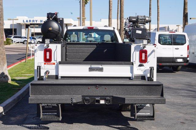 2020 Ford F-350 Super Cab DRW 4x4, Knapheide Steel Service Body Crane Body #20P156 - photo 9